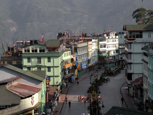morning people earthquake niceshot sikkim gangtok mgmarg