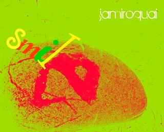 jamiroquai smile on the rock