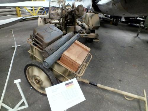 2CM Flak, 38 Mauser, II