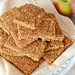 Raw Apple Cinnamon Almond Bars