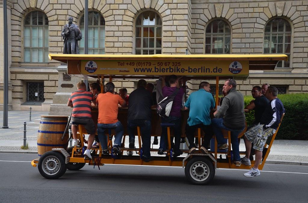 bierbike berlin