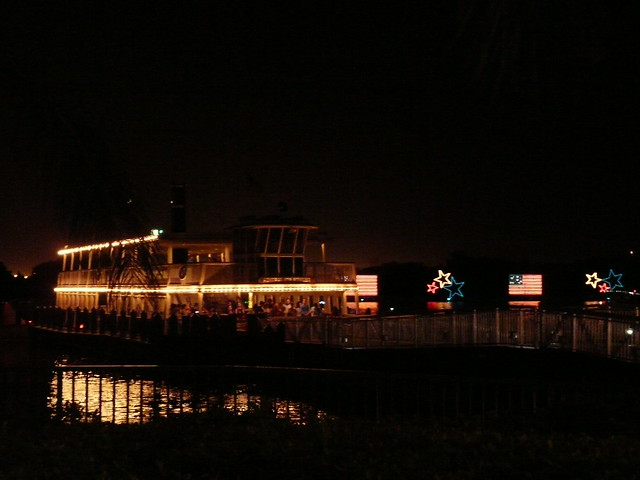 Magic Kingdom Ferry Boat