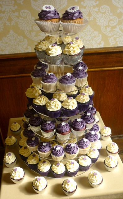 This was a lovely wedding with the ever popular purple colour theme