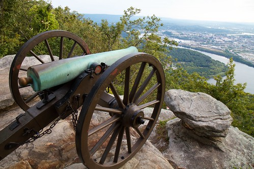 Civil War Lookout Mountain Chattanooga