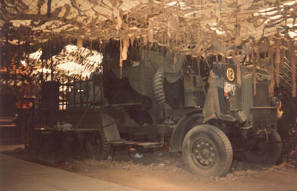 Leyland Retriever with Machinery/Workshop Body