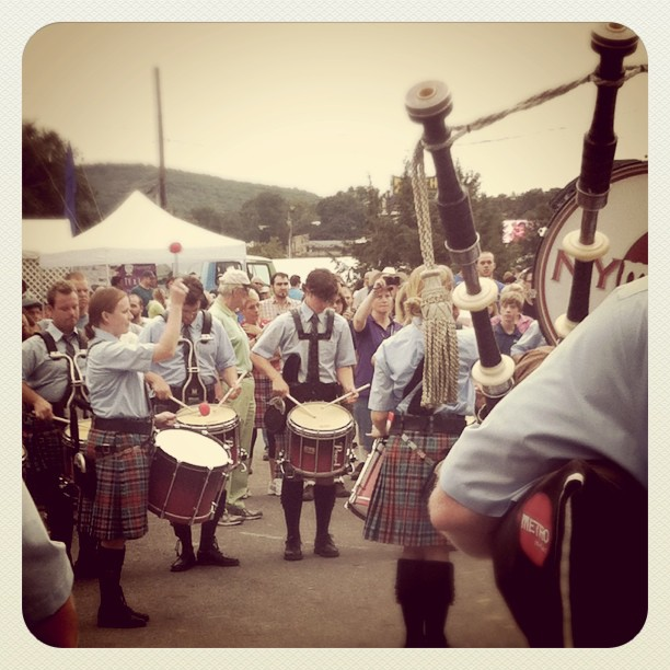 Pipers Piping @CelticClassic