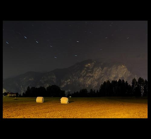 alpes austria nocturna nighshot
