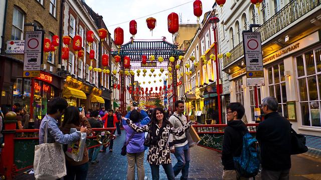 Soho China Town