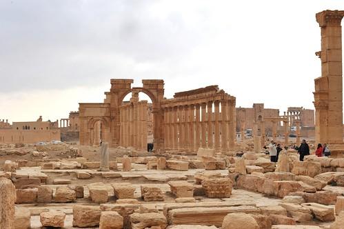 siria سوريا romanruins دمشق تدمر сирия 叙利亚 सीरिया दमिश्क rovineromaneinsiria