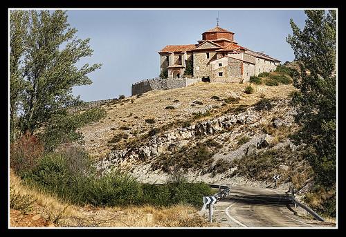 Santuario de la Virgen de la Silla (Fonfria)