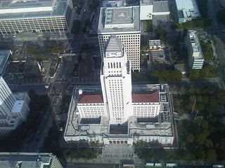 Image of Triforium. california losangeles los angeles aerial helicopter birdseyeview