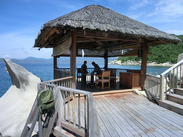 Private Restaurant for Presidential Villa - Six Senses Ninh Van Bay