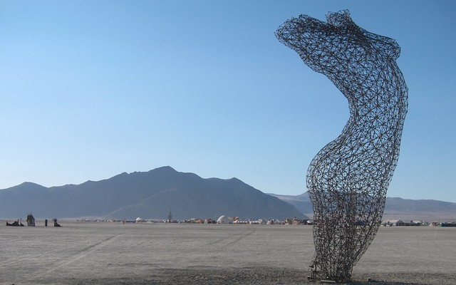 Art on the Playa