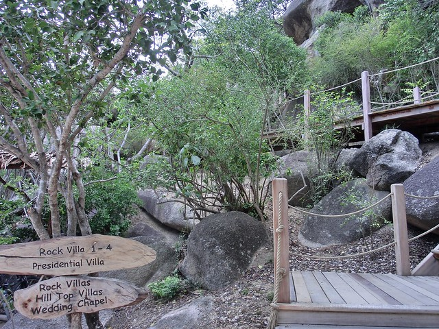 signage - Six Senses Ninh Van Bay