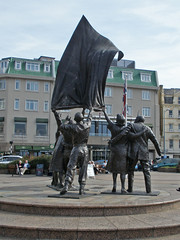 Liberation Square, St Helier