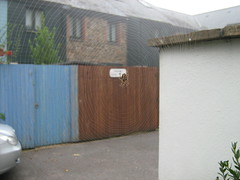 wall, garage door, property, real estate, facade, home,