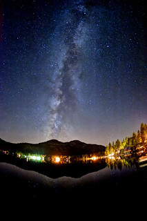 Milky Way over Donner
