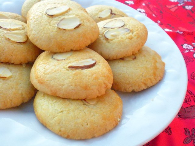 Chinese Almond Cookies | Flickr - Photo Sharing!