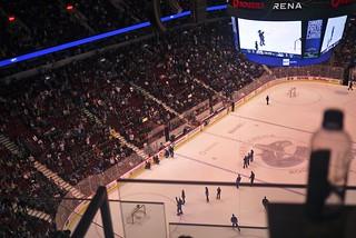 Canucks Social Media Suite | Rogers Arena