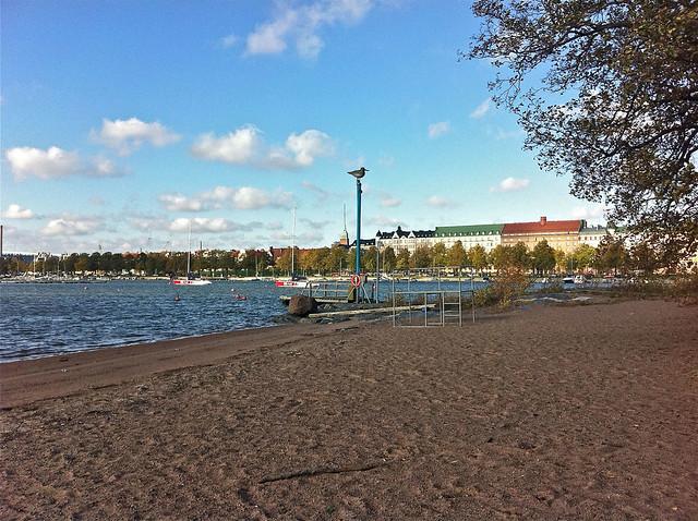 Uunisaari beach