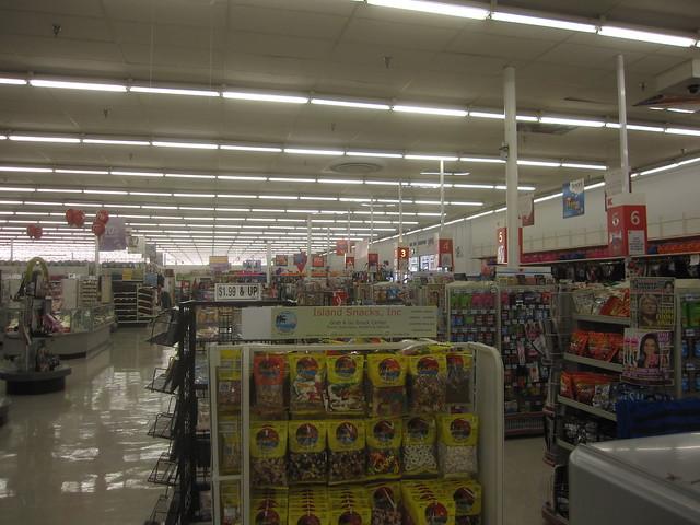 Kmart Interior Southern Greenville Sc Flickr Photo
