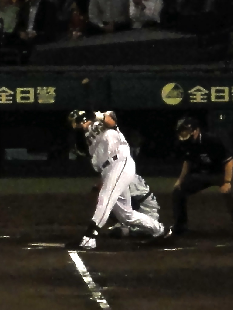 Matt Murton hits the timely hit!