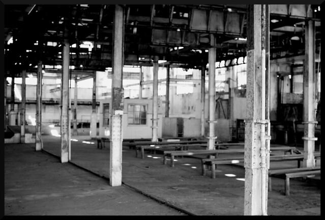 Serie - Ruinas y recuerdos del frigorífico Anglo IV
