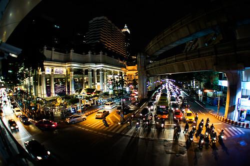 Bangkok Night Photography