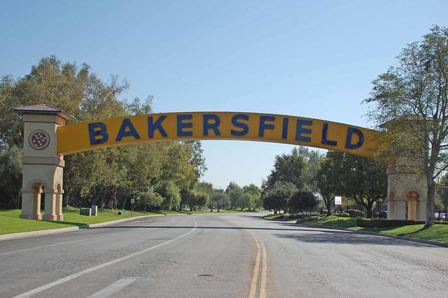 Bakersfield Arch Flickr Photo Sharing