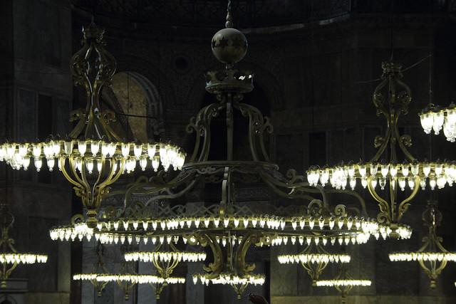 Hagia Sofia, interior
