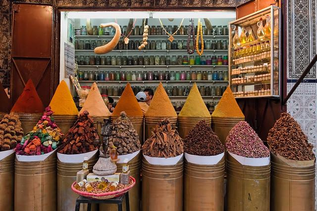 Marrakesh Spice Shop
