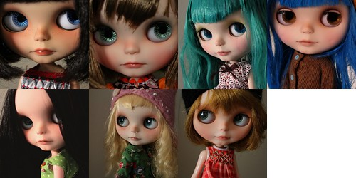 YAY!!! all the blythecon girls are ready!!!