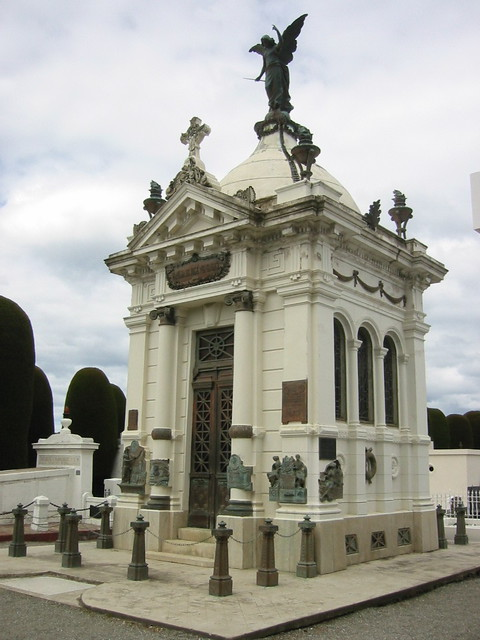 Cemetery, Punta Arenas