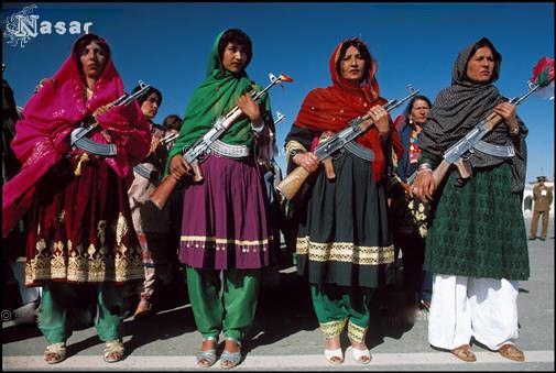 Traditional Afghan Dresses