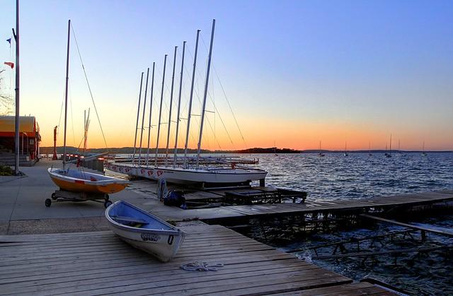 Sundown Lake Mendota
