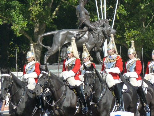 Mounted Horseguards, London, England