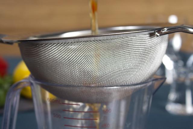 Mixture Pour