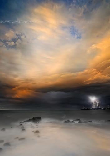 [ Explore ] Apocalyptic Weather to Biarritz ~ Pyrénées-Atlantiques / France ~