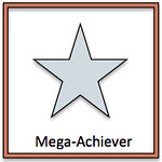 mega-achiever badge