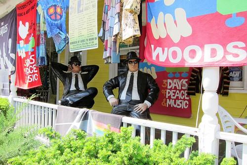 upstatenewyork woodstock bluesbrothers
