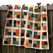 grand finale throw quilt by purplepoppyquilts