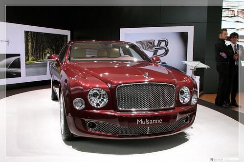 samochody używane  2009 Bentley Mulsanne 6178479151 96d9358d0f