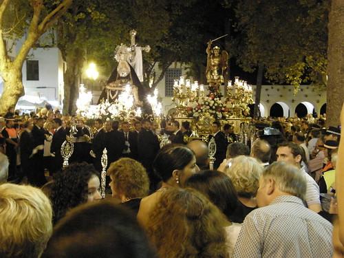 San Miguel Arcángel and Nuestra Señora de las Angustias