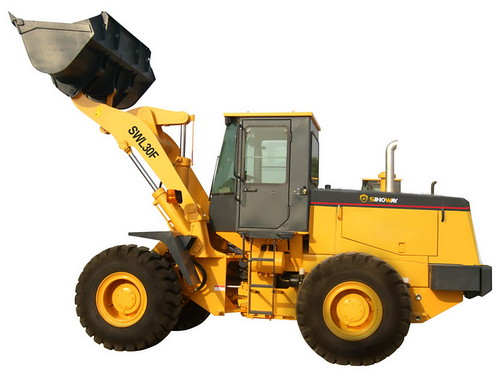 Front Loader by Civil-Engineer