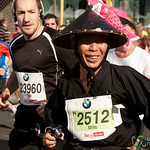 Berlin Marathon - All Dressed Up
