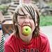 bobbing for apples by sacredlotus