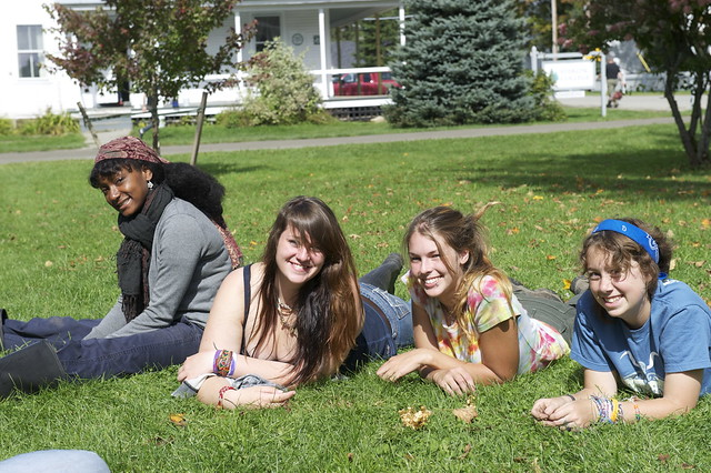 Sterling College Students from Flickr via Wylio