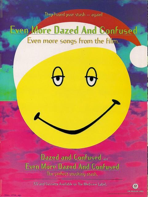 Winter 1994 Dazed And Confused Sndtrk Ad (No. 2)