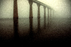 Solomons Bridge in Oil