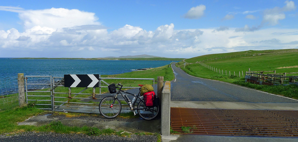 Isle of Berneray, Outer Hebrides, UK.